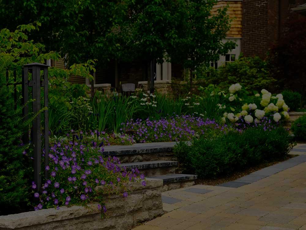 Birmingham Commercial Garden Design