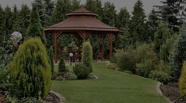 Hoover Garden Design
