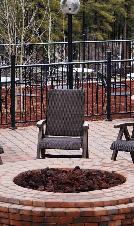 Alabama Greenscapes, LLC Outdoor Fire Pits
