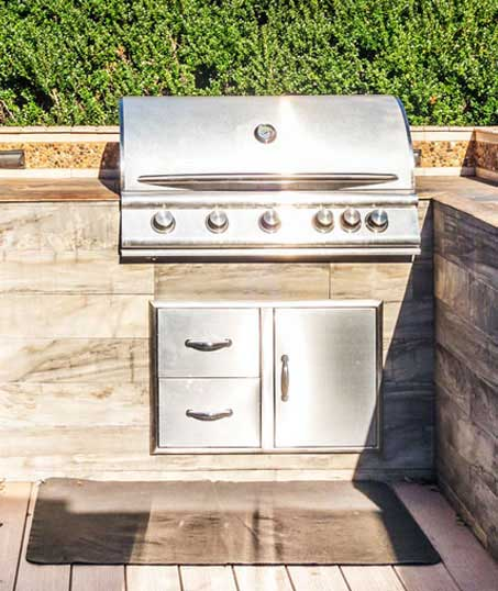 Alabama Greenscapes, LLC Outdoor Kitchen Services