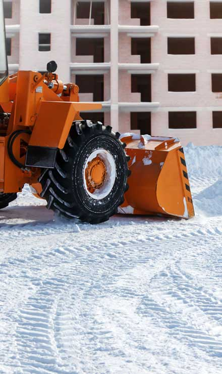 Alabama Greenscapes, LLC Commercial Snow Removal