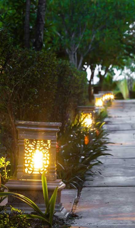 Alabama Greenscapes, LLC Residential Landscape Lighting
