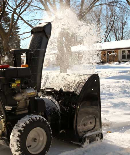 Alabama Greenscapes, LLC Residential Snow Removal
