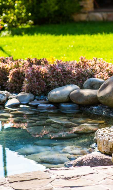 Alabama Greenscapes, LLC Residential Water Features